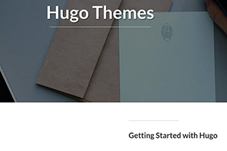 An elegant open source landing page theme.