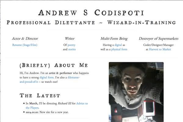 Andrew S Codispoti
