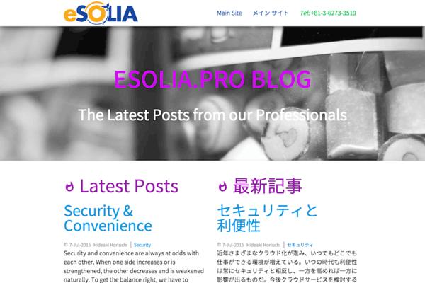 eSolia.pro