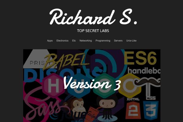 Richard Sumilang - Top Secret Labs